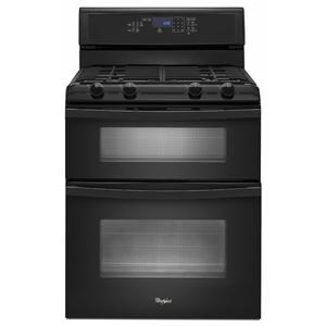 Whirlpool Gas Range 6.0 Total cu. ft. Double Oven Gas Range