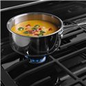 Whirlpool Gas Range 6.0 Total cu. ft. Freestanding Double Oven Gas Range with AccuBake® system