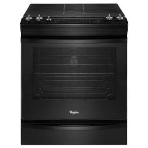 Whirlpool Gas Ranges 5.8 cu. ft. Slide-In Gas Stove
