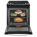 Whirlpool Gas Ranges 5.8 Cu. Ft. Slide-In Gas Range with Center Oval Burner