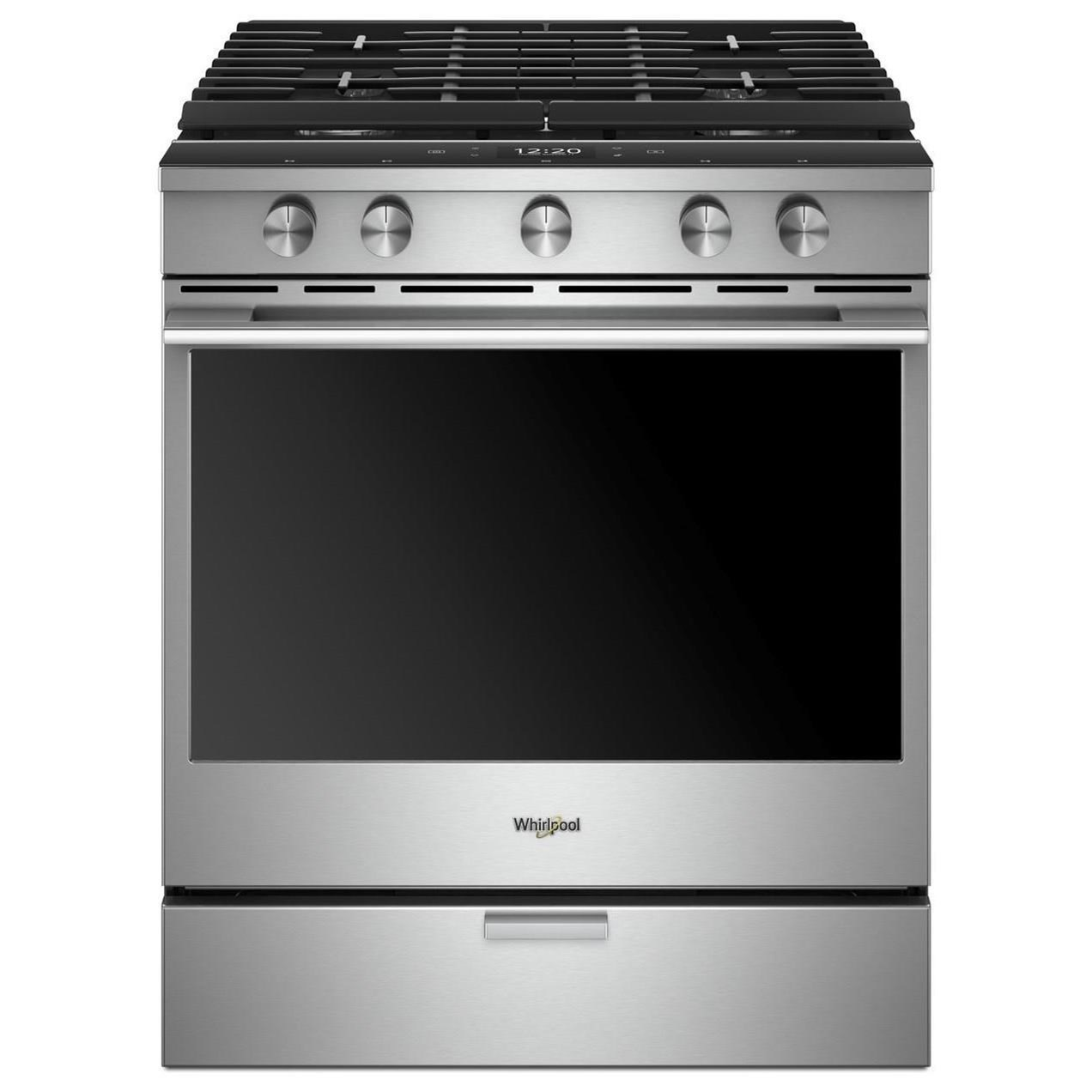 5.8 Cu. Ft. Slide-in Gas Range