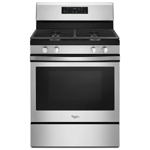 5.0 cu. ft. Freestanding Gas Range