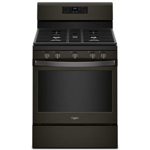 Whirlpool Gas Ranges 5.0 cu. ft. Freestanding Gas Range