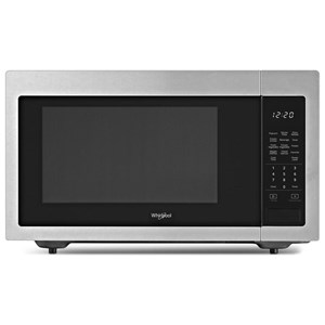 Whirlpool Microwaves- Whirlpool 1.6 cu. ft. Countertop Microwave with 1,200-
