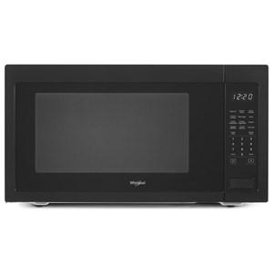 Whirlpool Microwaves- Whirlpool 2.2 cu. ft. Countertop Microwave