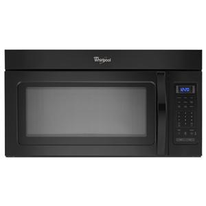 Whirlpool Microwaves 1.7 Cu. Ft. Over-the-Range Microwave