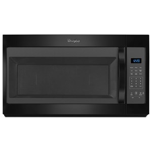 Whirlpool Microwaves - Whirlpool 1.7 cu. ft. Microwave Hood Combination