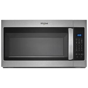 Whirlpool Microwaves- Whirlpool 1.7 cu. ft. Microwave Hood Combination
