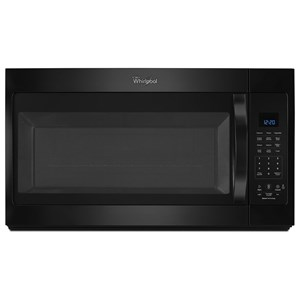 Whirlpool Microwaves - Whirlpool 1.9 Cu. Ft. Steam Microwave