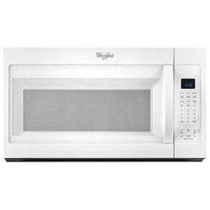 Whirlpool Microwaves - Whirlpool 1.9 Cu. Ft. Steam Microwave
