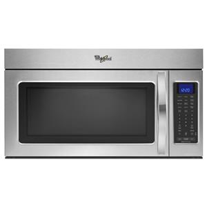 Whirlpool Microwaves 1.9 cu. ft. Microwave Hood Combo with Recess