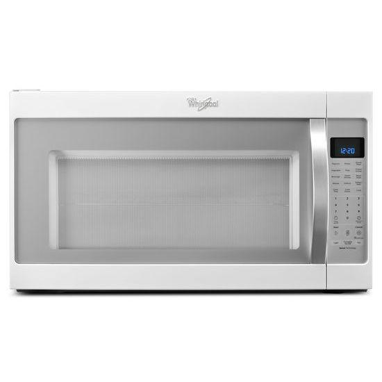 Whirlpool Microwaves - Whirlpool 2.0 cu. ft.Microwave Hood Combination with  - Item Number: WMH53520CH