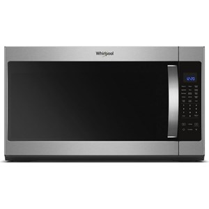 Whirlpool Microwaves- Whirlpool 2.1 cu. ft. Over the Range Microwave