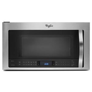 Whirlpool Microwaves - Whirlpool 2.1 cu. ft. Microwave Hood Combination