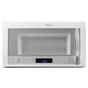 Whirlpool Microwaves - Whirlpool 1.9 cu. ft. Microwave Hood Combination