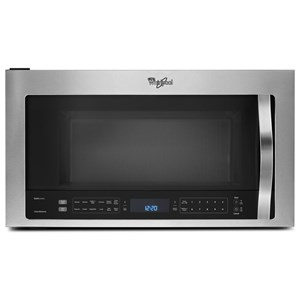 Whirlpool Microwaves 1.9 cu. ft. Microwave Hood Combination