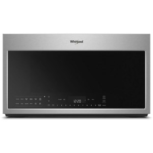 Whirlpool Microwaves- Whirlpool Smart 1.9 cu. ft. Over the Range Microwave