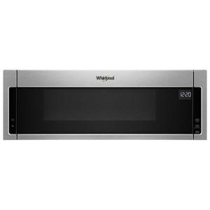 1.1 cu. ft. Low Profile Microwave