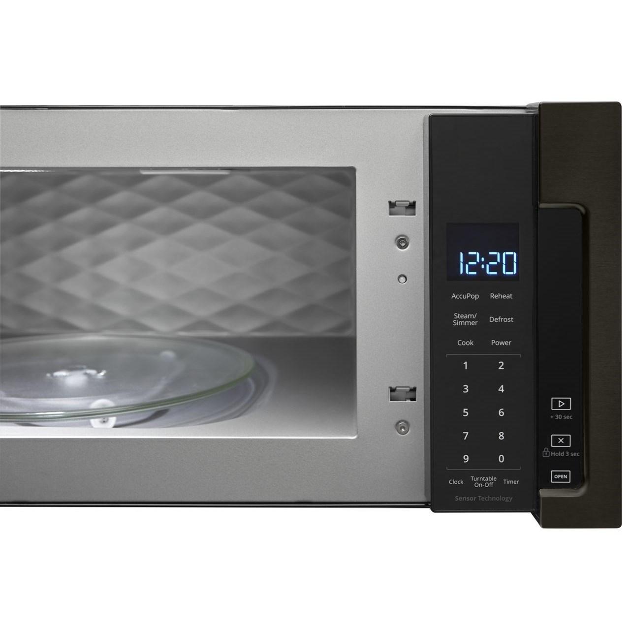 Whirlpool Wml75011hv1 1 Cu Ft Low Profile Microwave Hood