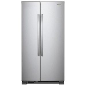 "25 Cu. Ft. 36""Side-by-Side Refrigerator"