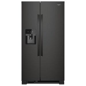 "36"" Side-by-Side Refrigerator"