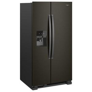 "36"" Wide Side-by-Side Refrigerator"