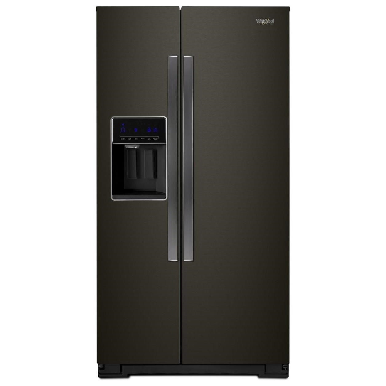 "36"" Wide Counter Depth Side-by-Side Fridge"