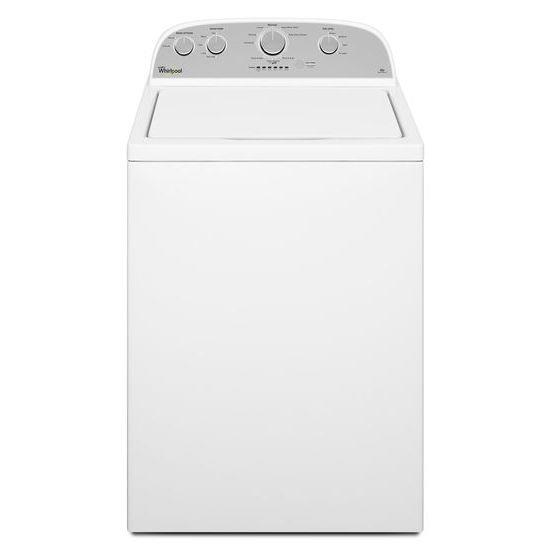 Whirlpool Top Load Washers 3.5 cu. ft. High-Efficiency Top Load Washer - Item Number: WTW4815EW