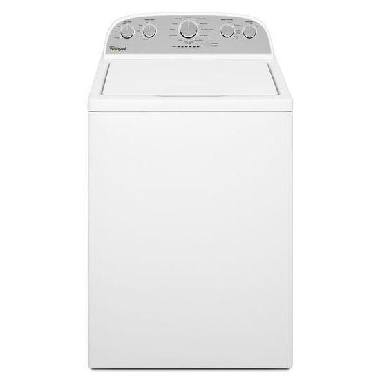 Whirlpool Top Load Washers 4.3 cu. ft. Cabrio® HE Top Load Washer - Item Number: WTW5000DW