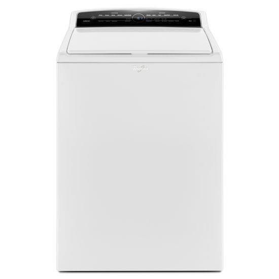Whirlpool Top Load Washers 4.8 cu. ft. Cabrio® HE Top Load Washer - Item Number: WTW7000DW