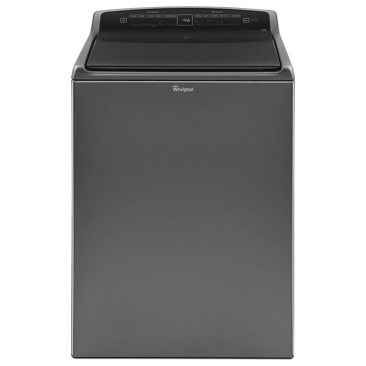 4.8 cu. ft. HE Top Load Washer