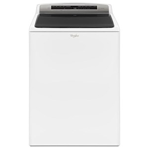 Whirlpool 4 3 Cu Ft Cabrio 174 High Efficiency Top Load
