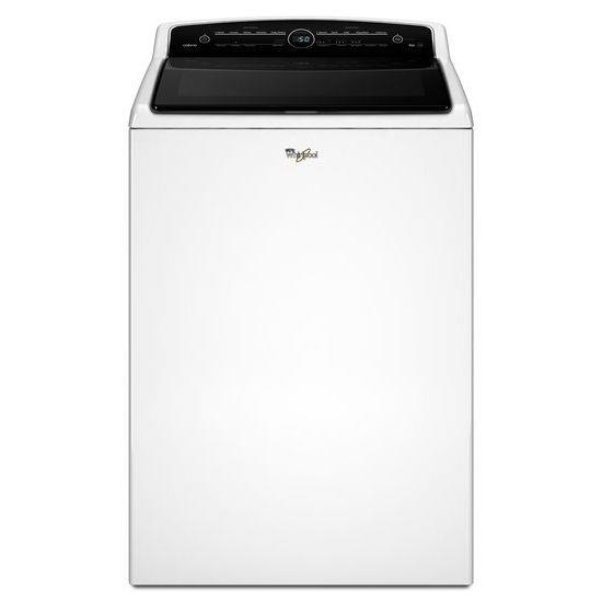 Whirlpool Top Load Washers 5.3 cu. ft. Cabrio®  HE Top Load Washer - Item Number: WTW8000DW