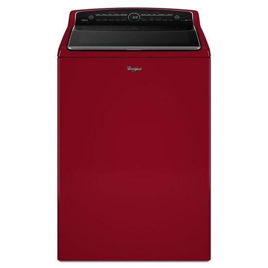Whirlpool Top Load Washers 5.3 cu. ft. Cabrio®  HE Top Load Washer - Item Number: WTW8500DR