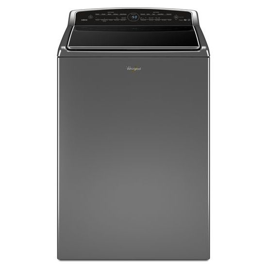 Whirlpool Top Load Washers ENERGY STAR® 5.3 cu. ft. Top Load Washer - Item Number: WTW8700EC