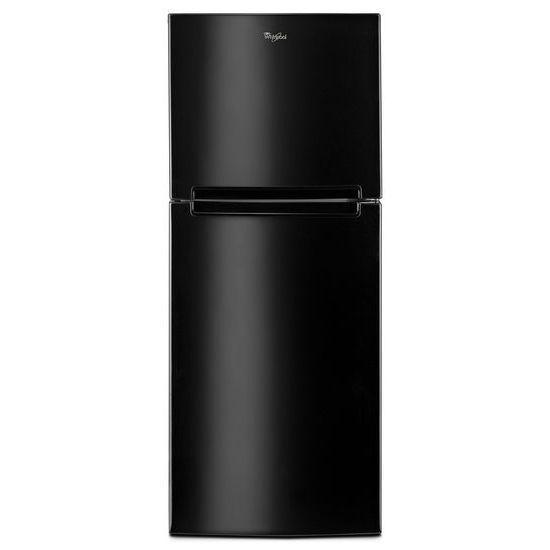 Whirlpool Top Mount Refrigerators 11 cu. ft. Top Freezer Refrigerator - Item Number: WRT111SFDB
