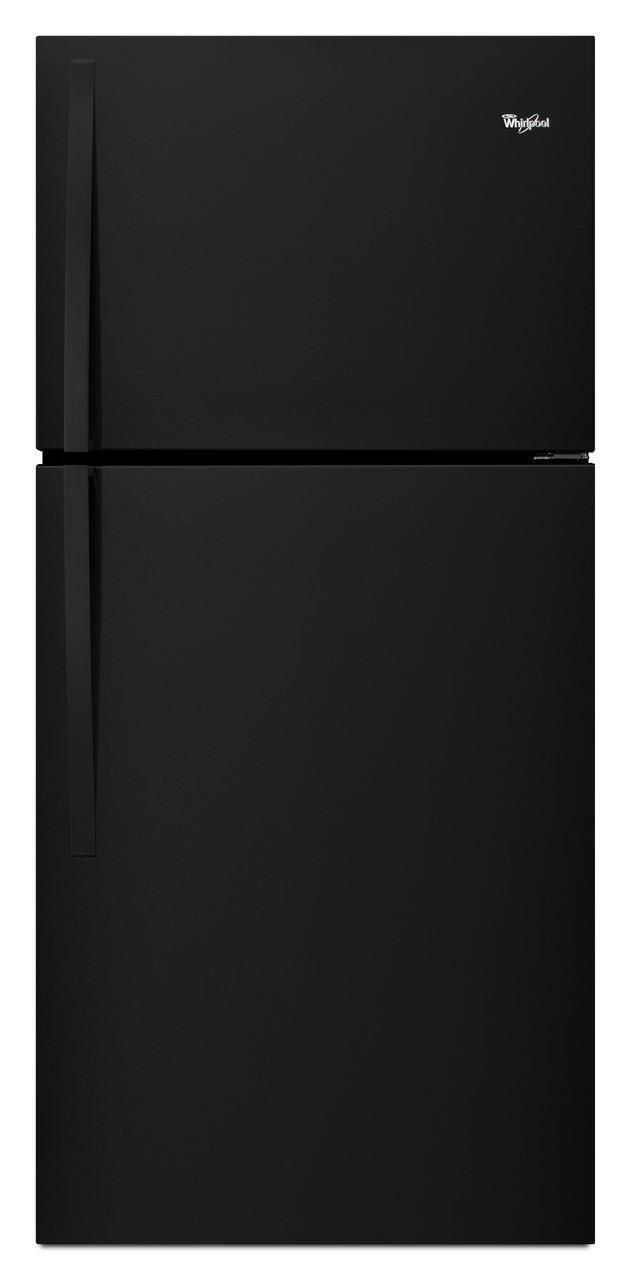 Whirlpool Top Mount Refrigerators 21.3 cu. ft Top-Freezer Refrigerator - Item Number: WRT511SZDB