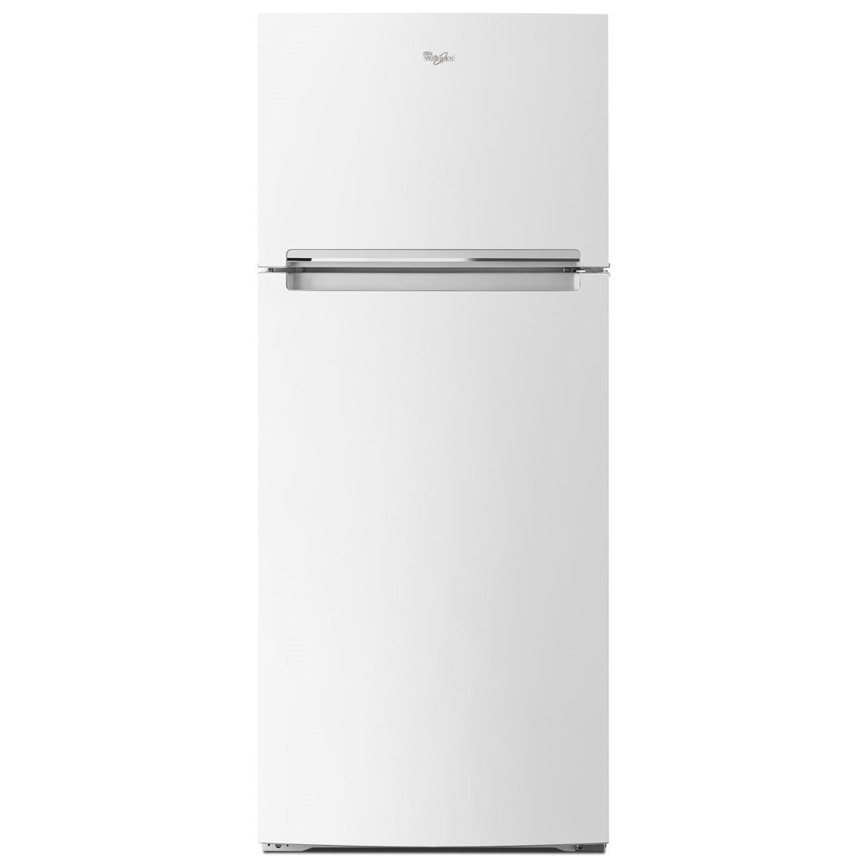 Whirlpool Top Mount Refrigerators 28-inch Wide Whirlpool® Refrigerator - Item Number: WRT518SZFW