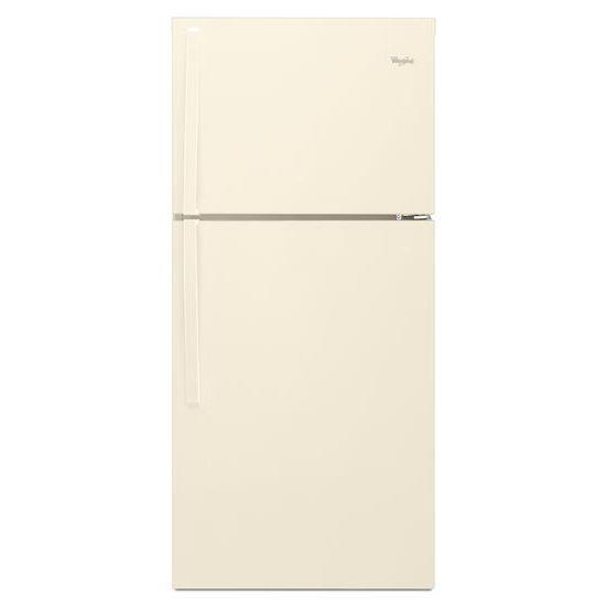 Whirlpool Top Mount Refrigerators 19.2 cu. ft., 30-In Top-Freezer Refrigerator - Item Number: WRT519SZDT