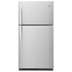 21.3 cu. ft., 33-In Top-Freezer Refrigerator