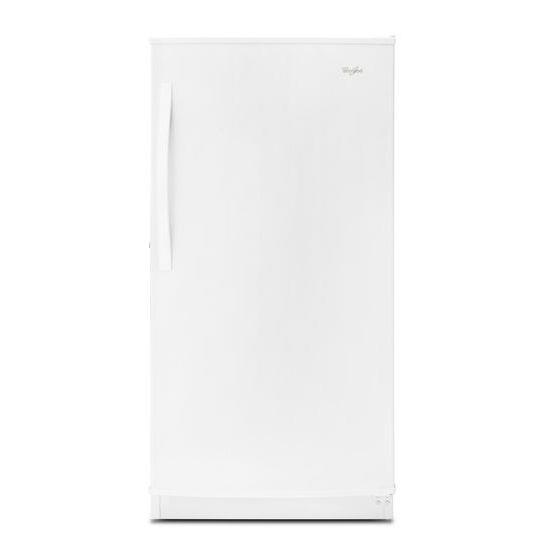 Whirlpool Upright Freezers 16 cu. ft. Upright Freezer - Item Number: WZF56R16DW