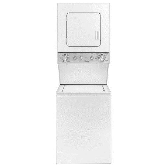 Whirlpool Washer and Dryer Sets Combination Washer/Electric Dryer - Item Number: WET4024EW