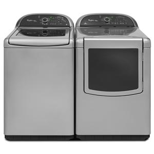 Whirlpool Washer and Dryer Sets Top Load Washer and Front Load Dryer
