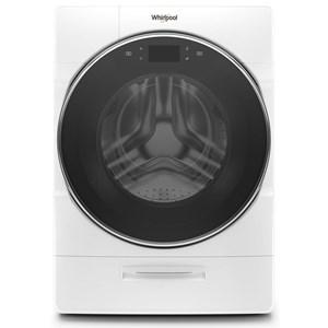 5.0 cu. ft. Smart Front Load Washer