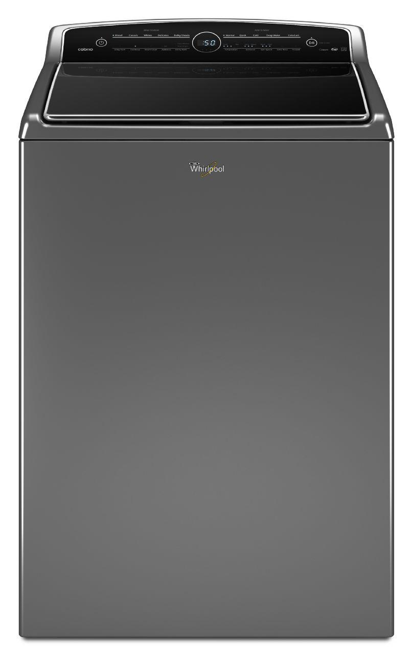 Whirlpool Washers 5.3 cu. ft. Cabrio® Top Load Washer - Item Number: WTW8500DC