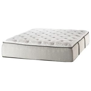Queen Plush Pocketed Coil Mattress