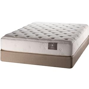 White Dove Mattress Natures Legacy Mattress Purity Queen Plush Mattress Set