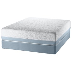 King Hybrid Mattress Set