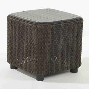 Aruba End Table by Woodard at C. S. Wo & Sons Hawaii