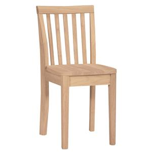 Whitewood Juvenile Child's Chair